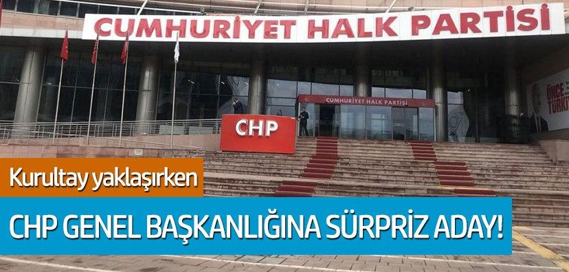 CHP Genel Başkan adaylığı için Aytuğ Atıcı sürprizi