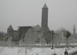 Bölgenin en soğuk ili Erzurum