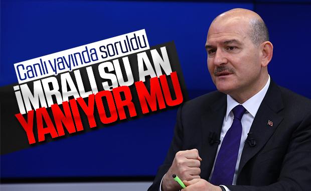 Bakan Soylu'dan beklenen büyük İstanbul depremiyle ilgili açıklama