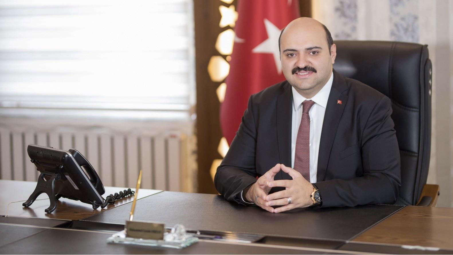 Başkan Orhan'dan Regaip kutlaması
