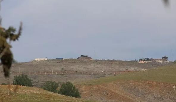 Hatay'da füzelerin yönü Suriye'ye çevrildi! Çarpıcı fotoğraflar