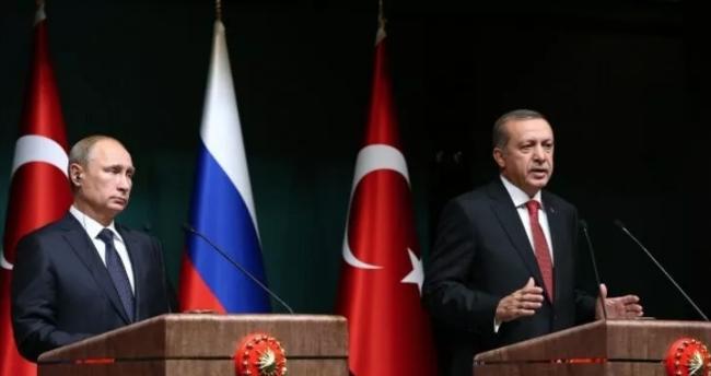 İletişim Başkanı Altun, Erdoğan ve Putin görüşmesini anlattı!