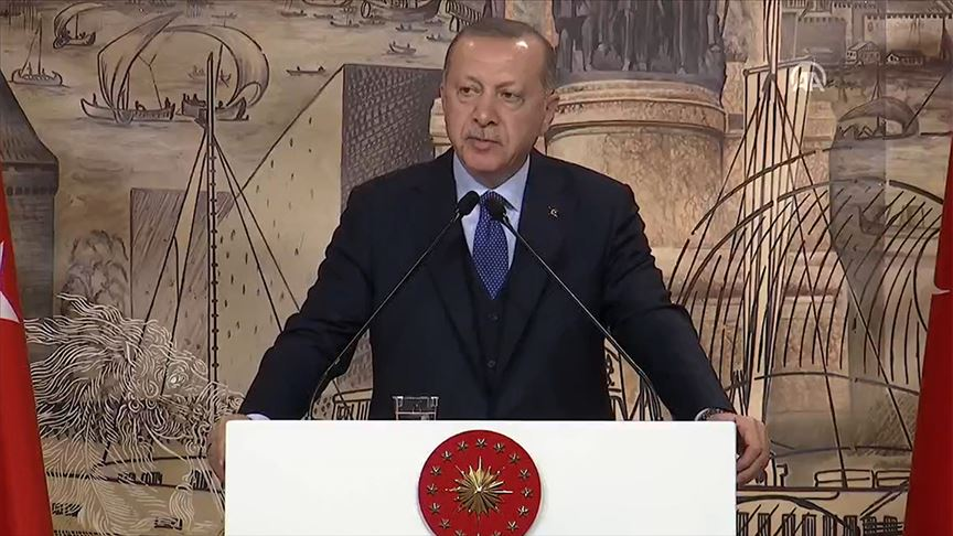 Cumhurbaşkanı Erdoğan: Suriye meselesi Türkiye için asla sınırlarını genişletme çabası değildir