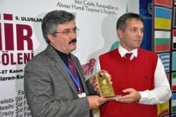 Canım'da Süleyman Brina ödülü