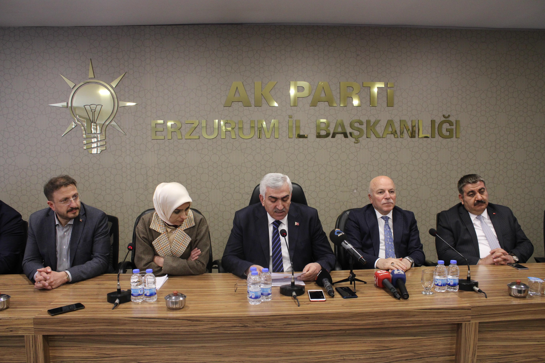 AK Parti'den CHP'li Özkoç'a sert tepki