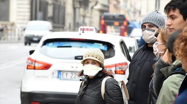 'İtalya'dan geldim, koronavirüslüyüm' dedi, gözaltına alındı