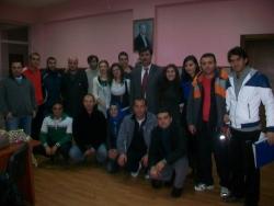 Erzurum'da hakem kurulu seçimleri