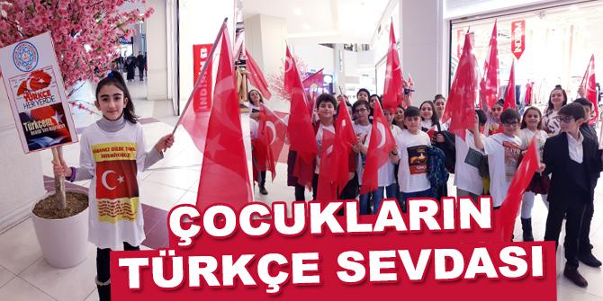 Çocukların Türkçe Sevdası