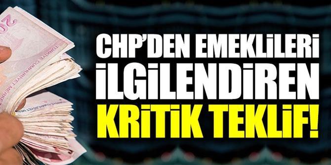 """CHP'li Ahmet Akın: """"Emekli ikramiyeleri 2 bin TL'ye yükseltilsin"""""""