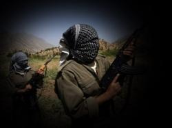 PKK timine takside baskın!