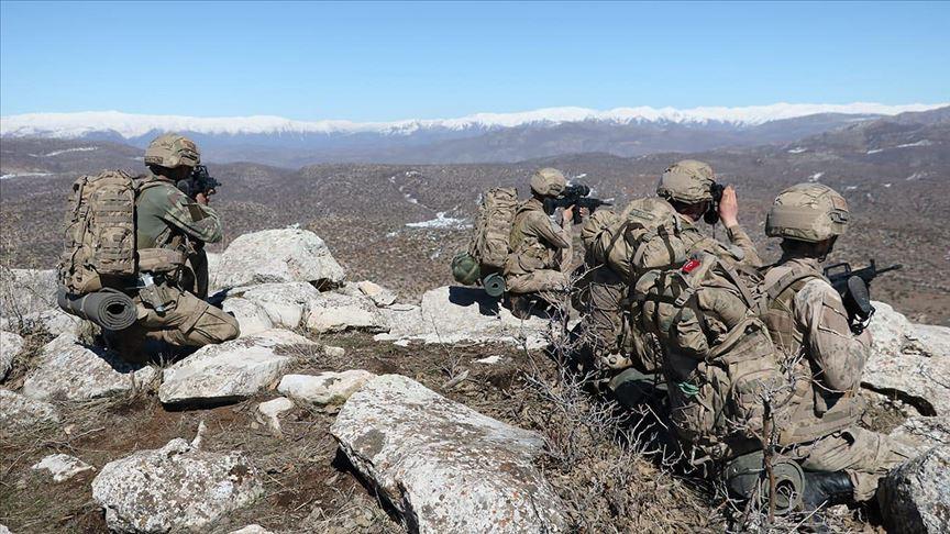 Siirt'te 'Kapan-7 Garisa Operasyonu' başlatıldı