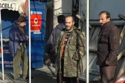 Erzurum'da elektrik akımına kapıldı