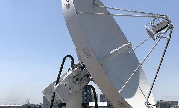 """""""Taşınabilir uydu anteni"""" dünya pazarına açılıyor"""
