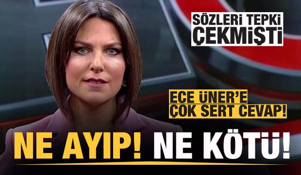 Ahmet Hakan ve Ece Üner arasındaki gerilim sürüyor! '