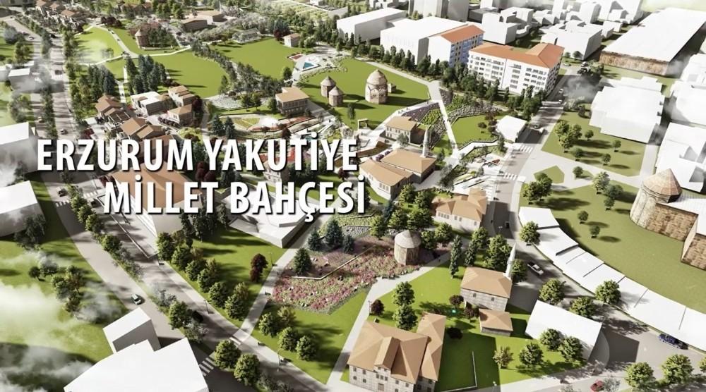 Yakutiye'nin çehresi değişiyor