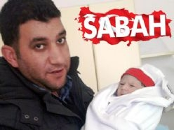 Sabah Gazetesi`nde bebek sevinci