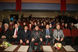 Erzurum'da öğretmenler çalıştayı