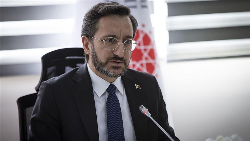 İletişim Başkanı Altun: OHAL ilan edileceği gerçeği yansıtmıyor