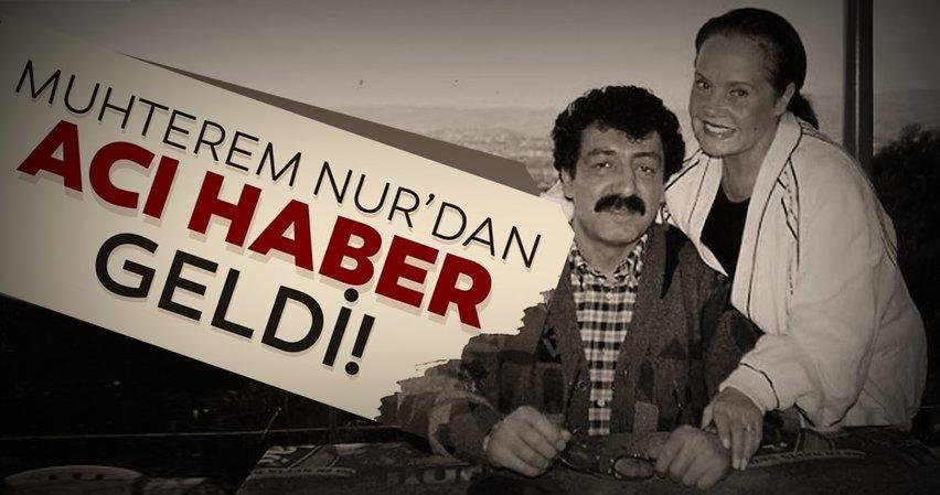 Müslüm Gürses'in eşi Muhterem Nur hayatını kaybetti!