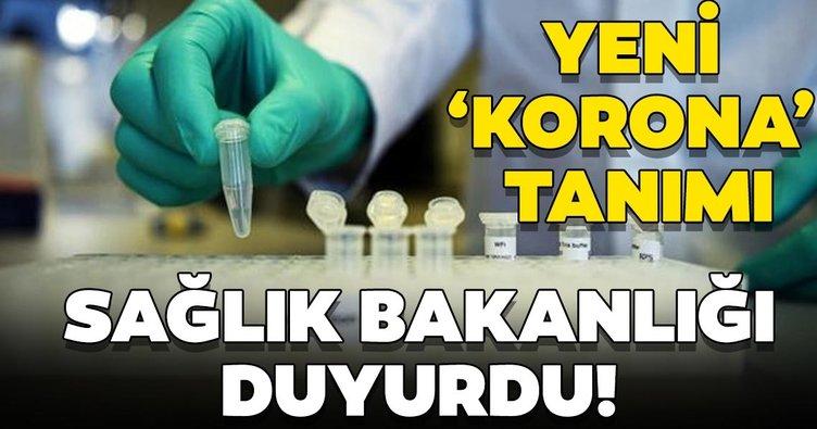Sağlık Bakanlığı 'koronavirüs olası vaka' tanımına yeni madde ekledi