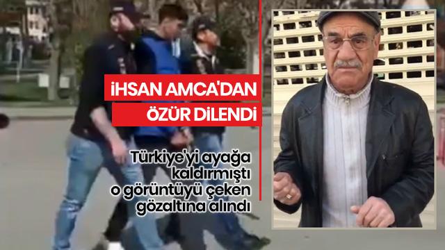 Türkiye'yi ayağa kaldırmıştı o görüntüyü çeken gözaltındı!