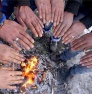 En soğuk il Erzurum: -25