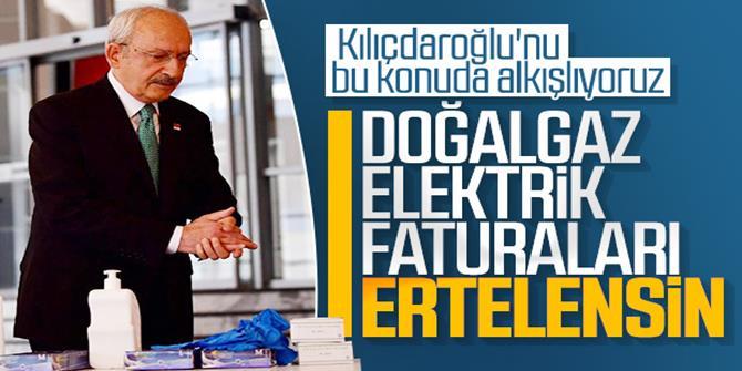 Kemal Kılıçdaroğlu korona tedbirlerini yeterli bulmadı