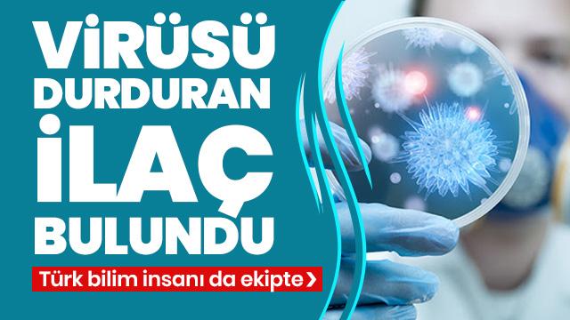 Koronavirüsün bünyeye girmesini engelleyen ilaç bulundu!