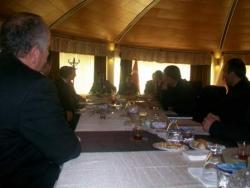 Gençlik çalıştayı Erzurum'da
