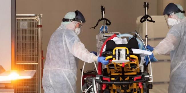 İngiltere'den korkutan koronavirüs açıklaması: Herkesi kurtaramayacağız