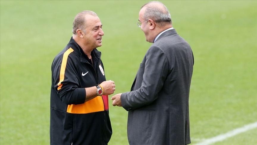 Galatasaray Kulübünden Albayrak ve Terim ile ilgili açıklama