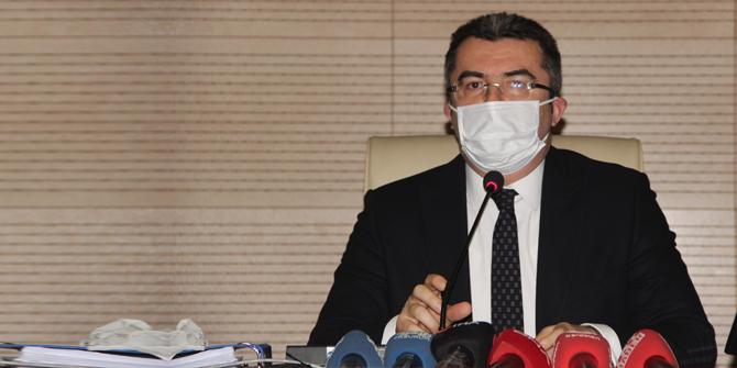 """Virüsle mücadeleyi adeta terörle mücadele gibi değerlendiriyoruz"""""""