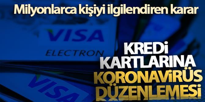 'Kredi kartı borcu ötelenen vatandaşlara müjde