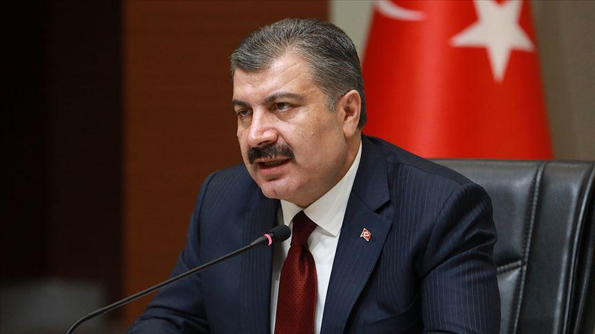 Bakan Koca'dan 'Biz Bize Yeteriz Türkiyem' kampanyasına destek çağrısı