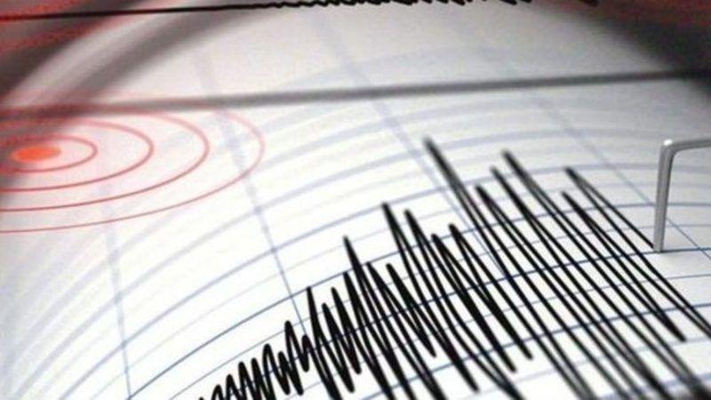 Aşkale'de deprem
