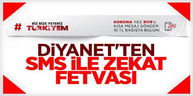 Diyanet'ten bağış kampanyasına destek: Caizdir