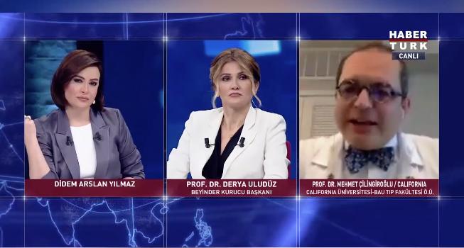 Didem Arslan Yılmaz'dan canlı yayındaki gerilime ilişkin açıklama
