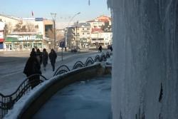 Erzurum eksi 23 ölçüldü