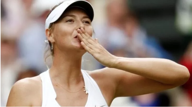 Maria Sharapova, karantinada telefon numarasını paylaştı