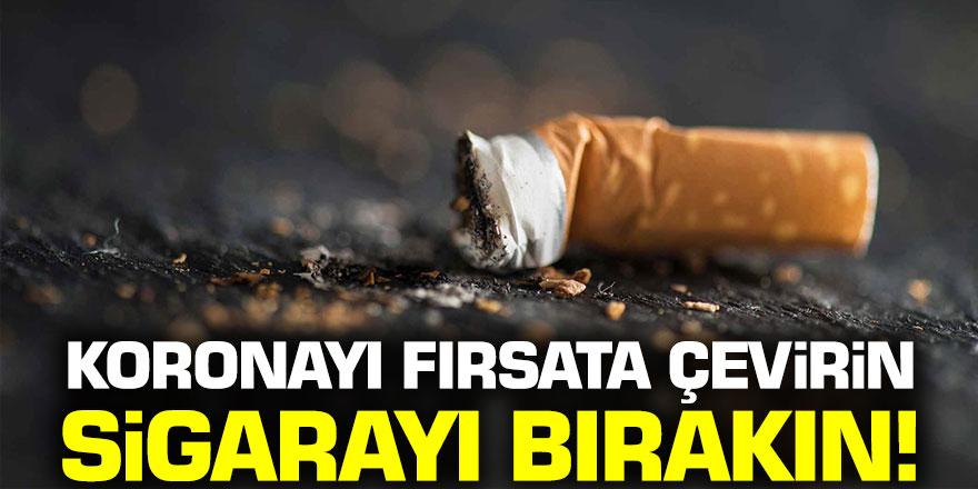 Emre Üstünuçar: Koronayı fırsata çevirin, sigarayı bırakın