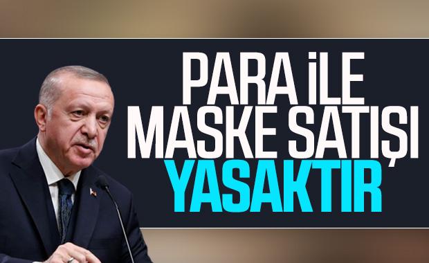 Erdoğan korona ile mücadelede son durumu anlatıyor