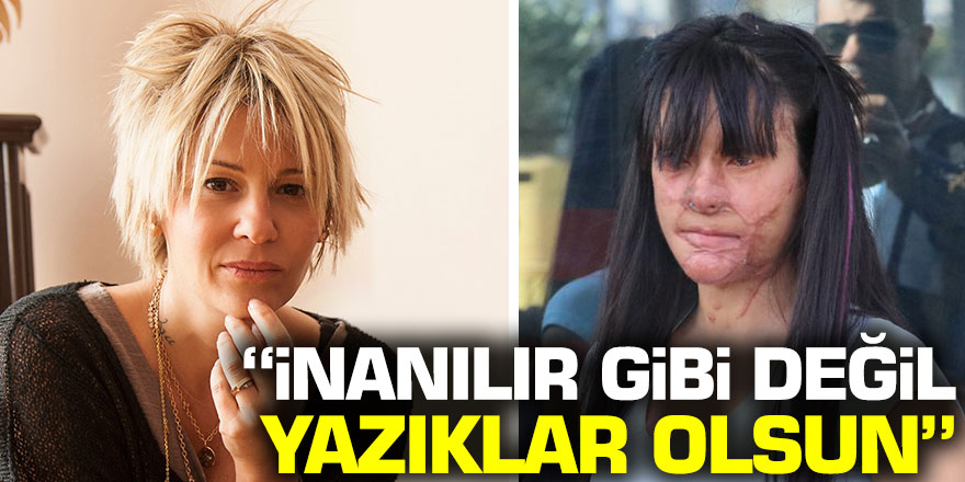 Ayşe Arman'dan Berfin Özek'in şikayetini çekmesine sert tepki