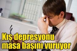 Kış depresyonu'na dikkat!