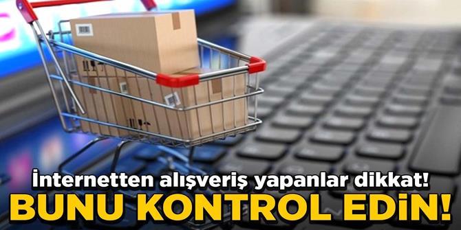 İnternet alışverişleri için kritik uyarı: MERSİS numarasını kontrol edin