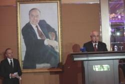 Aliyev, Kars'ta anıldı!