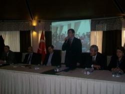 Erzurum'da Gençlik Çalıştayı öncesi