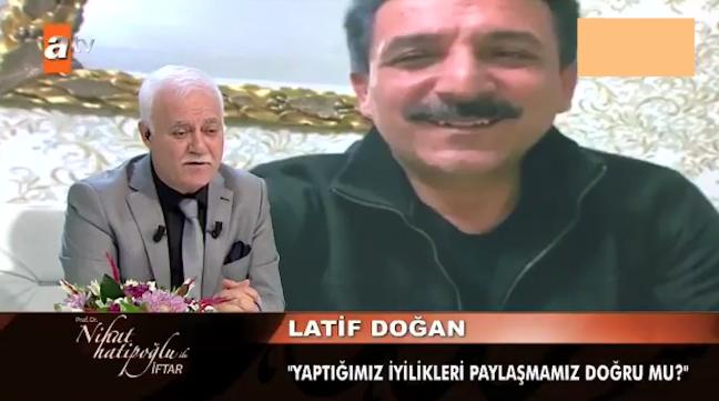 Nihat Hatipoğlu'na ünlü isimlerden soru yağıyor!