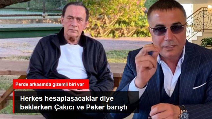 Araya giren hatırlı kişi, Alaattin Çakıcı ve Sedat Peker'i barıştırdı