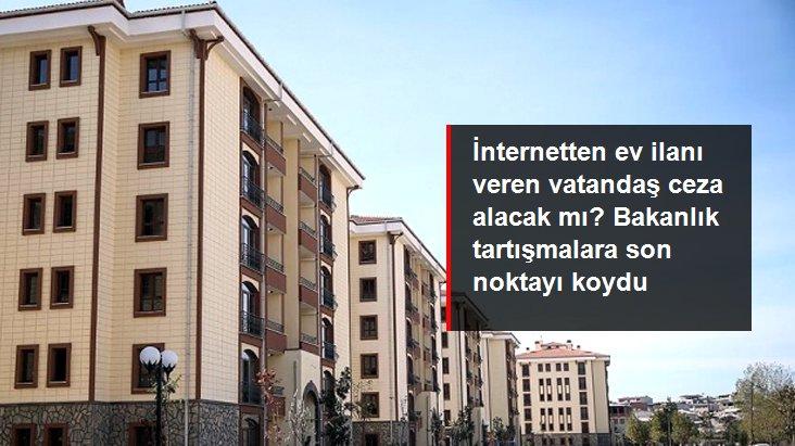 İnternetten ev ilanı vermek için istenilen yetki belgesi zorunluluğu