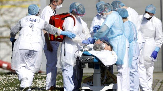 Koronavirüsten ölenlerin sayısı 269 artarak 32 bine yaklaştı